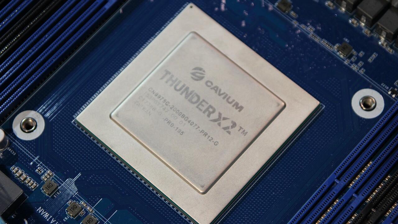 Server-Prozessoren: Marvell stärkt Partnerschaft mit ARM für ThunderX-CPUs