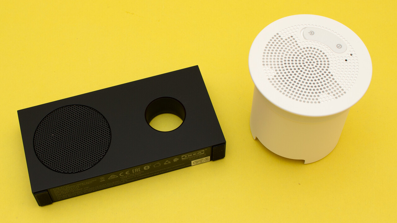 Ikea Eneby im Test: Lautsprecher für ganz spezielle Nischen