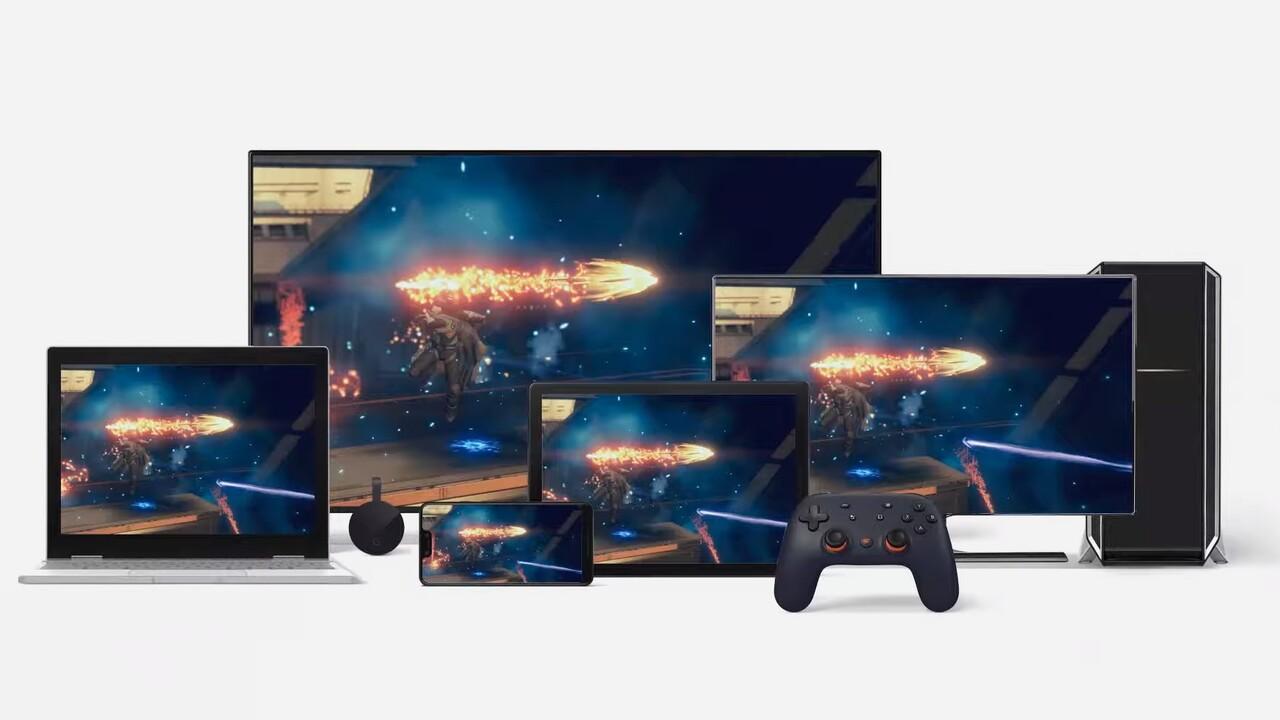 Game-Streaming: Google Stadia startet für Vorbesteller im November