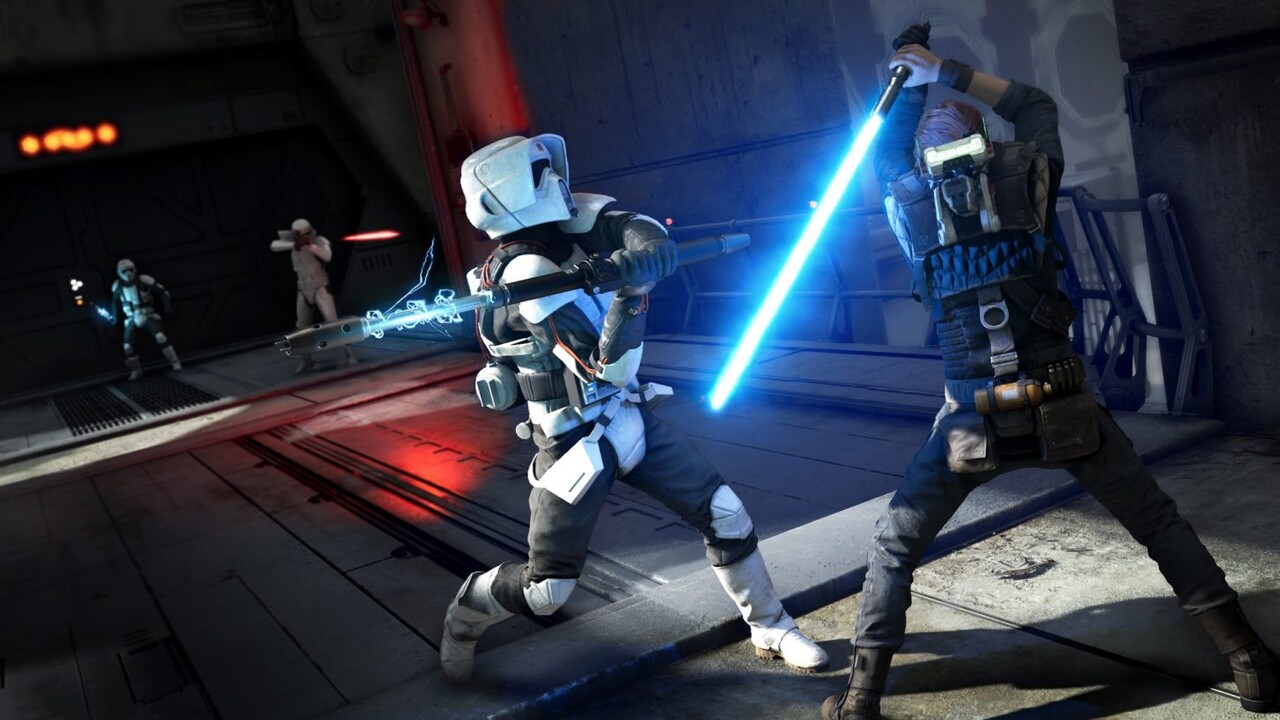 Jedi Fallen Order: Star-Wars-Spiel mischt Dark Souls, Uncharted & Titanfall