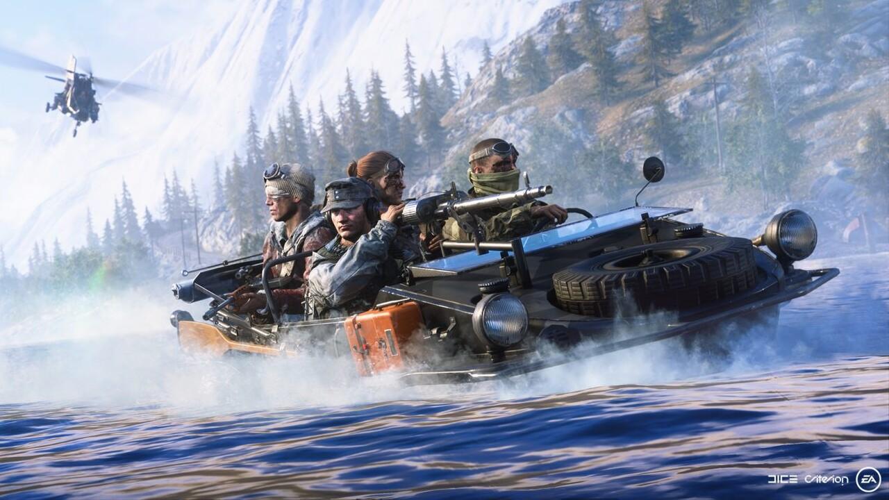 Neues von EA: Mehr Indie-Spiele, Inhalte für Battlefield V & Apex Legends