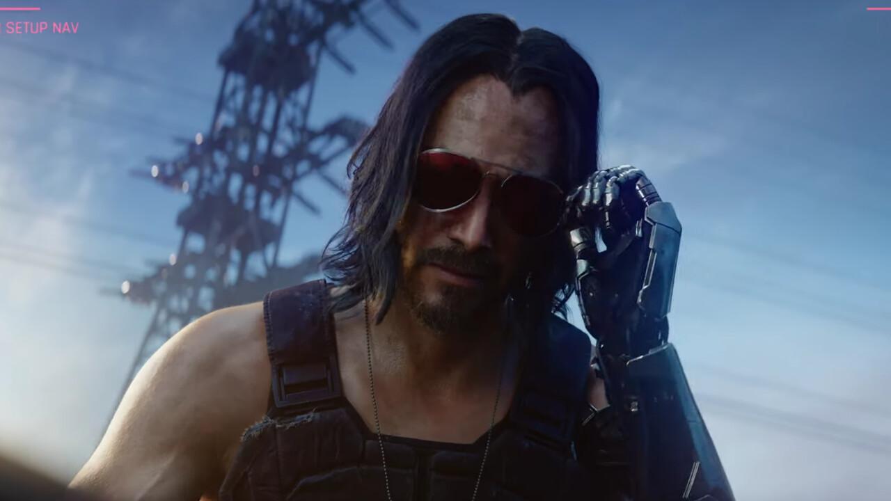 Cyberpunk 2077: E3-Trailer liefert Release-Termin und Keanu Reeves