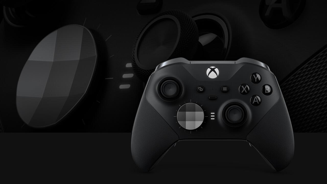 Elite Controller Series 2: Xbox-Gamepad wird flexibler und erhält Akku