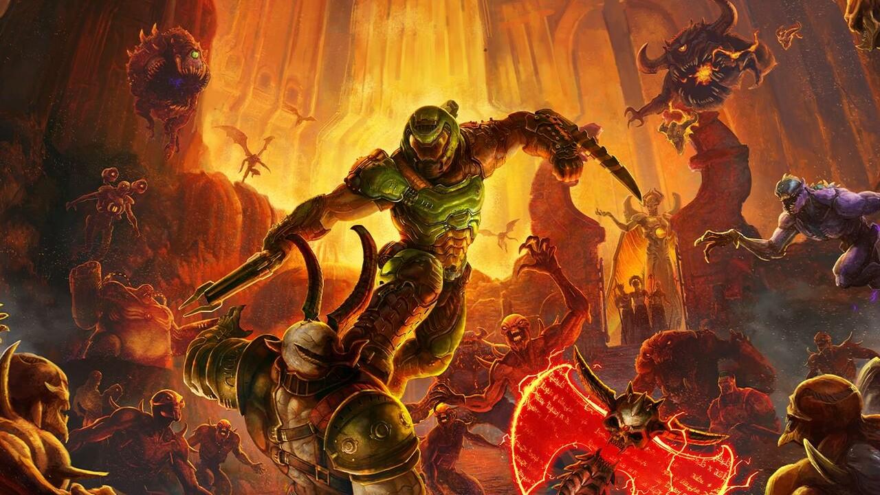 Doom Eternal: Mit asymmetrischem Multiplayer und mehr Story