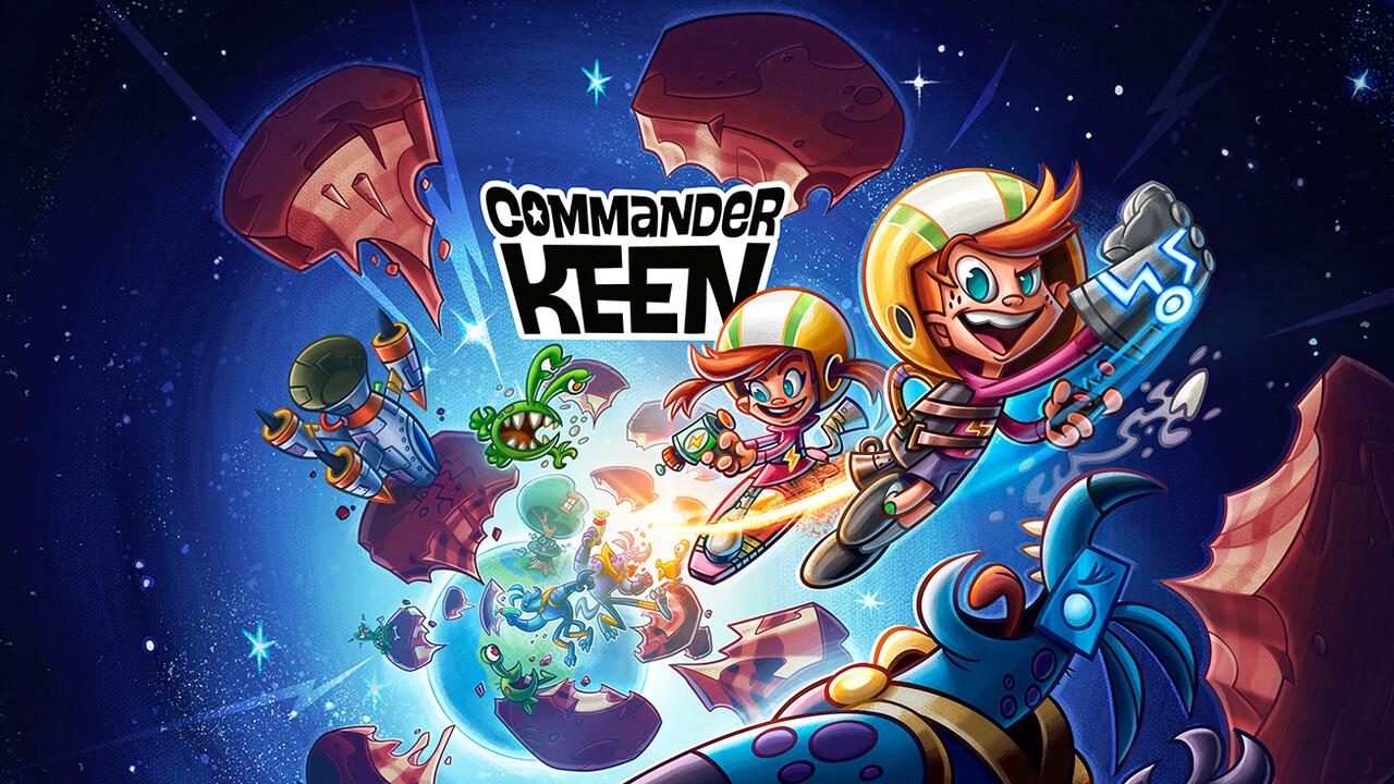 Commander Keen (2019): Kinderklassiker kehrt auf Smartphones zurück