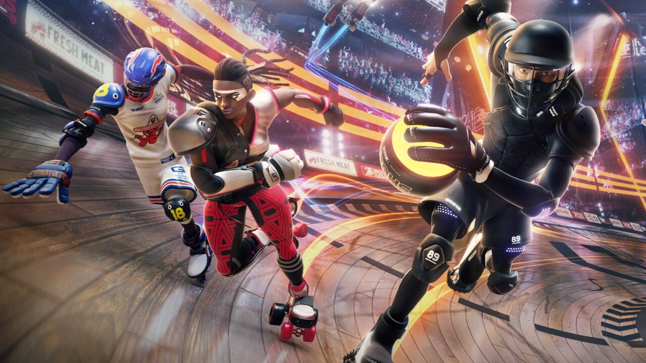 Roller Champions: Ubisofts Rocket League ist bereits als Demo verfügbar