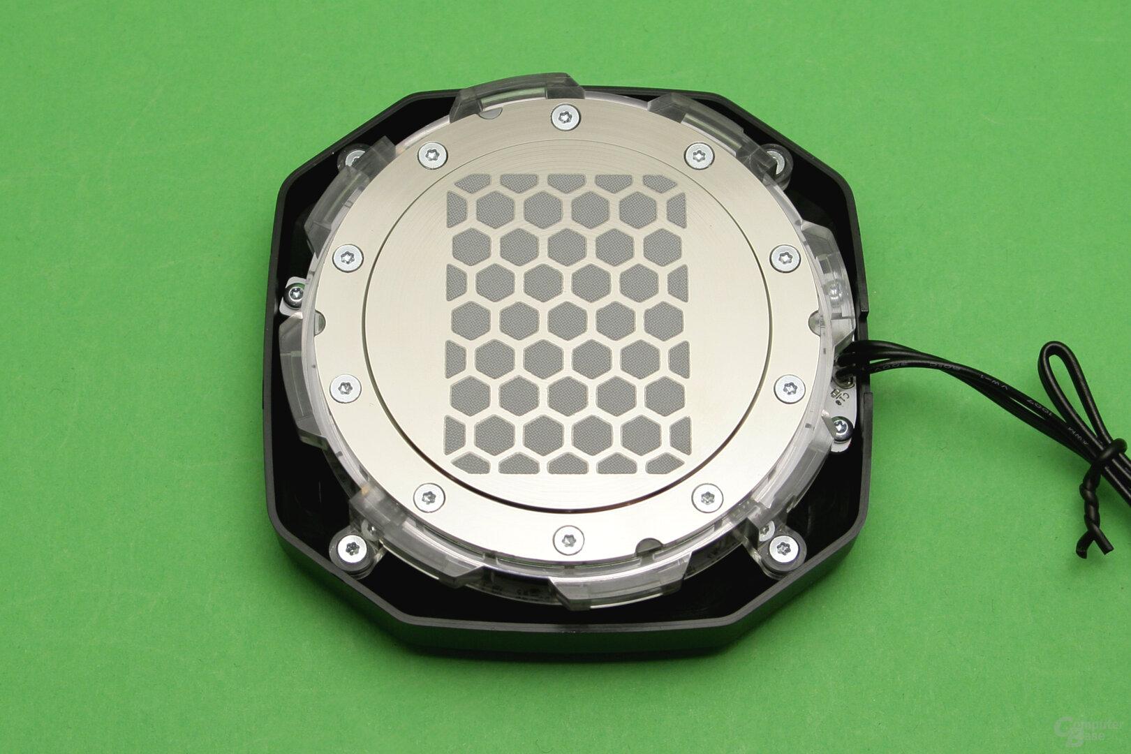 Corsair Hydro X: CPU-Kühler XC7 RGB