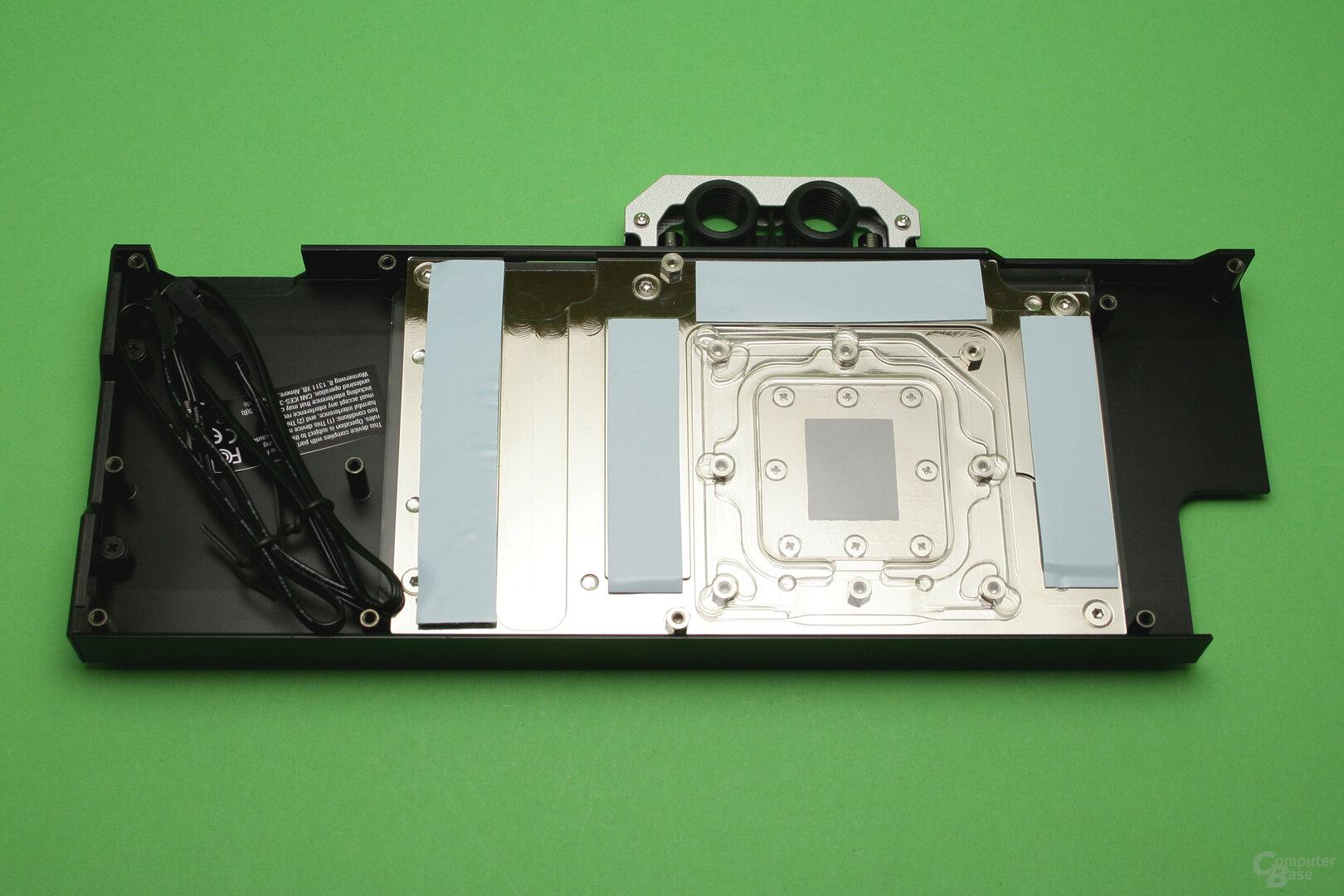 Corsair Hydro X: GPU-Kühler XG7 RGB