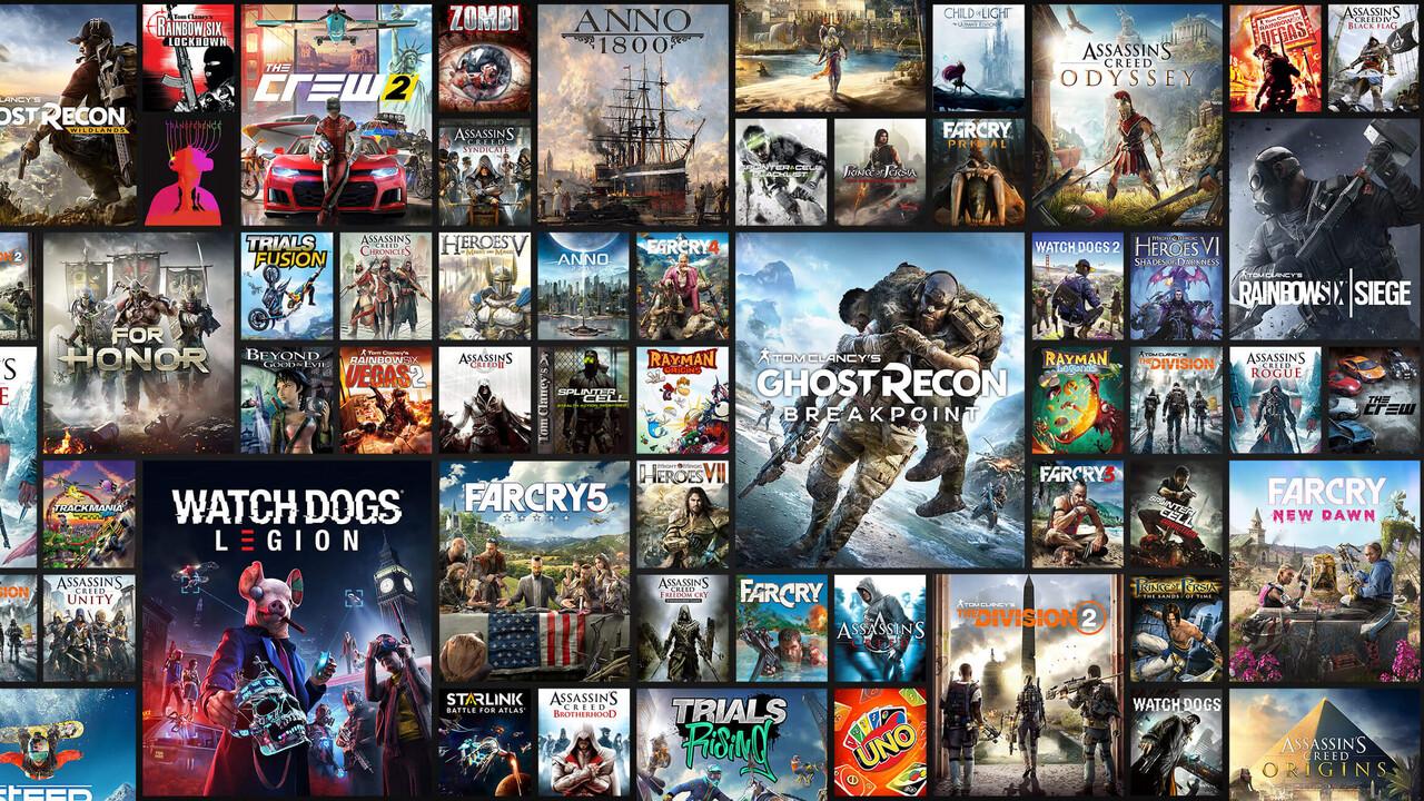 Abodienst: UPlay+ gewährt Zugriff auf Spiele und DLCs
