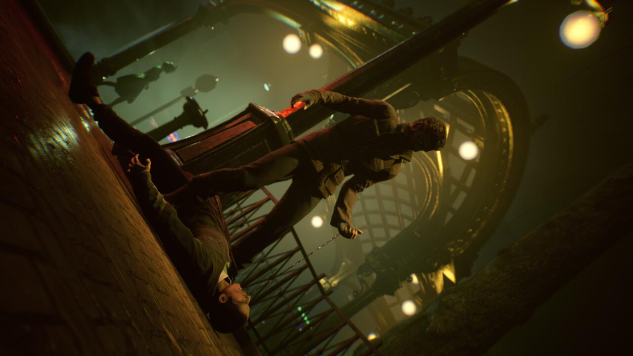 Erstes Gameplay: Vampire: The Masquerade - Bloodlines 2 im E3-Trailer