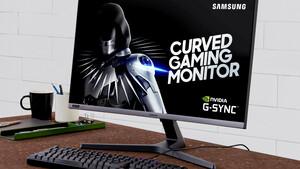 LC27RG50: Samsungs 240-Hz-Monitor tanzt beim Panel aus der Reihe