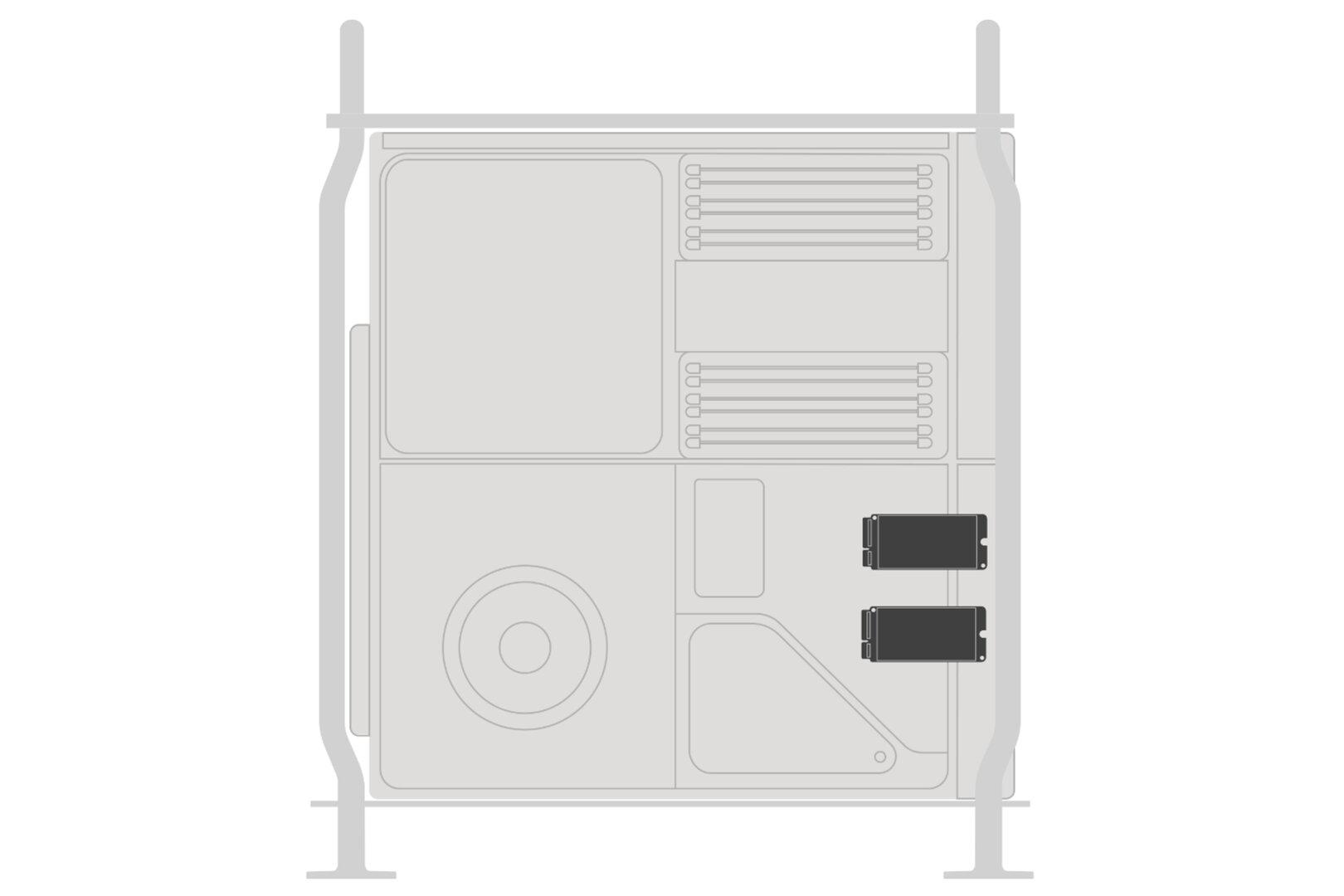 SSDs im neuen Mac Pro