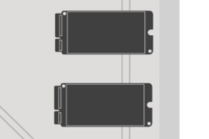 SSDs im neuen Mac Pro im Detail