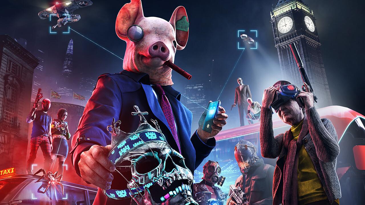 Ubisoft: Watch Dogs: Legion unterstützt Raytracing