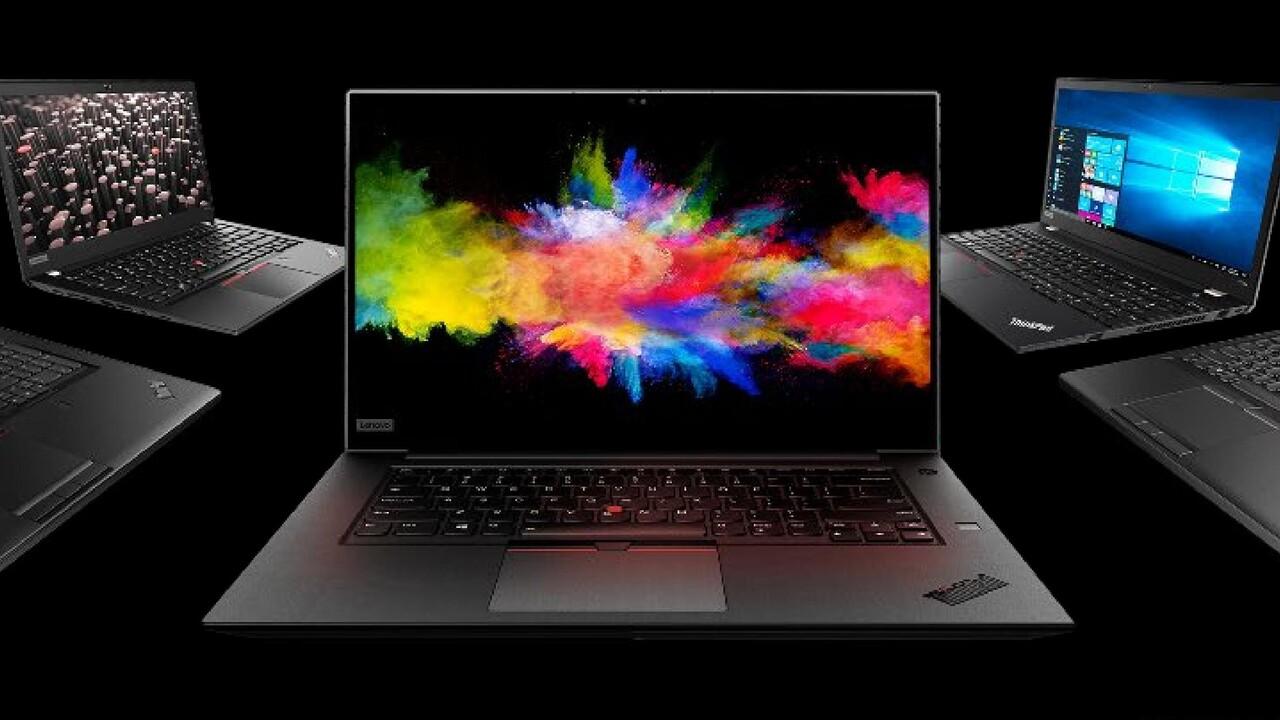 Mobile Workstations: Neue ThinkPad-P-Notebooks von 14Zoll bis 17,3Zoll