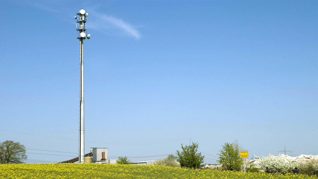 5G-Auktion: Telefónica fordert staatliches Mobilfunk-Förderprogramm