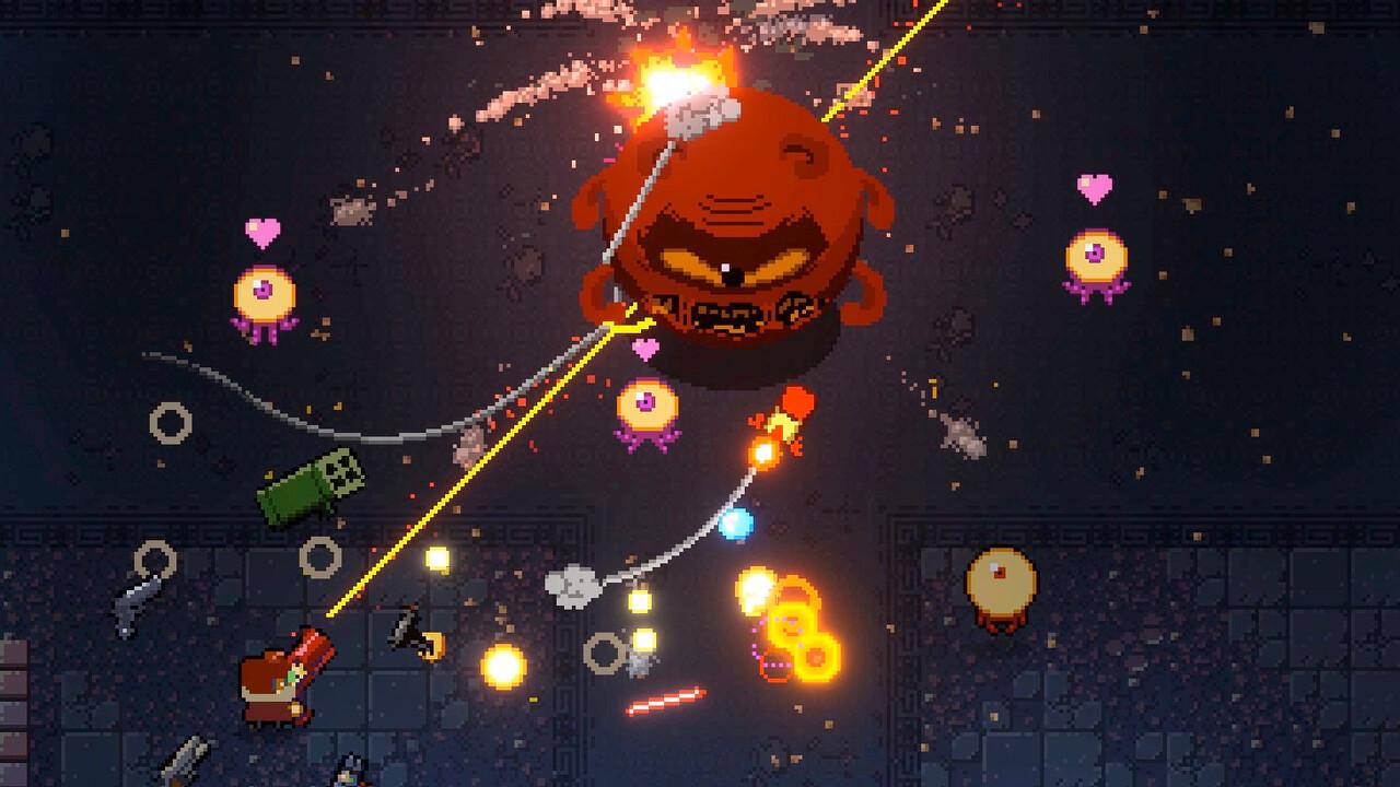 Gratisspiel: Epic Games verschenkt Enter the Gungeon