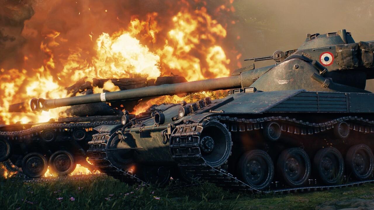 World of Tanks: 5. Episode des Frontline-Modus' bringt Änderungen