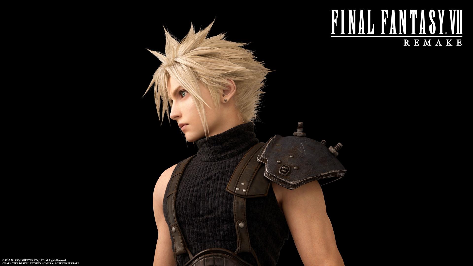 Cloud, Final Fantasy VII Remake