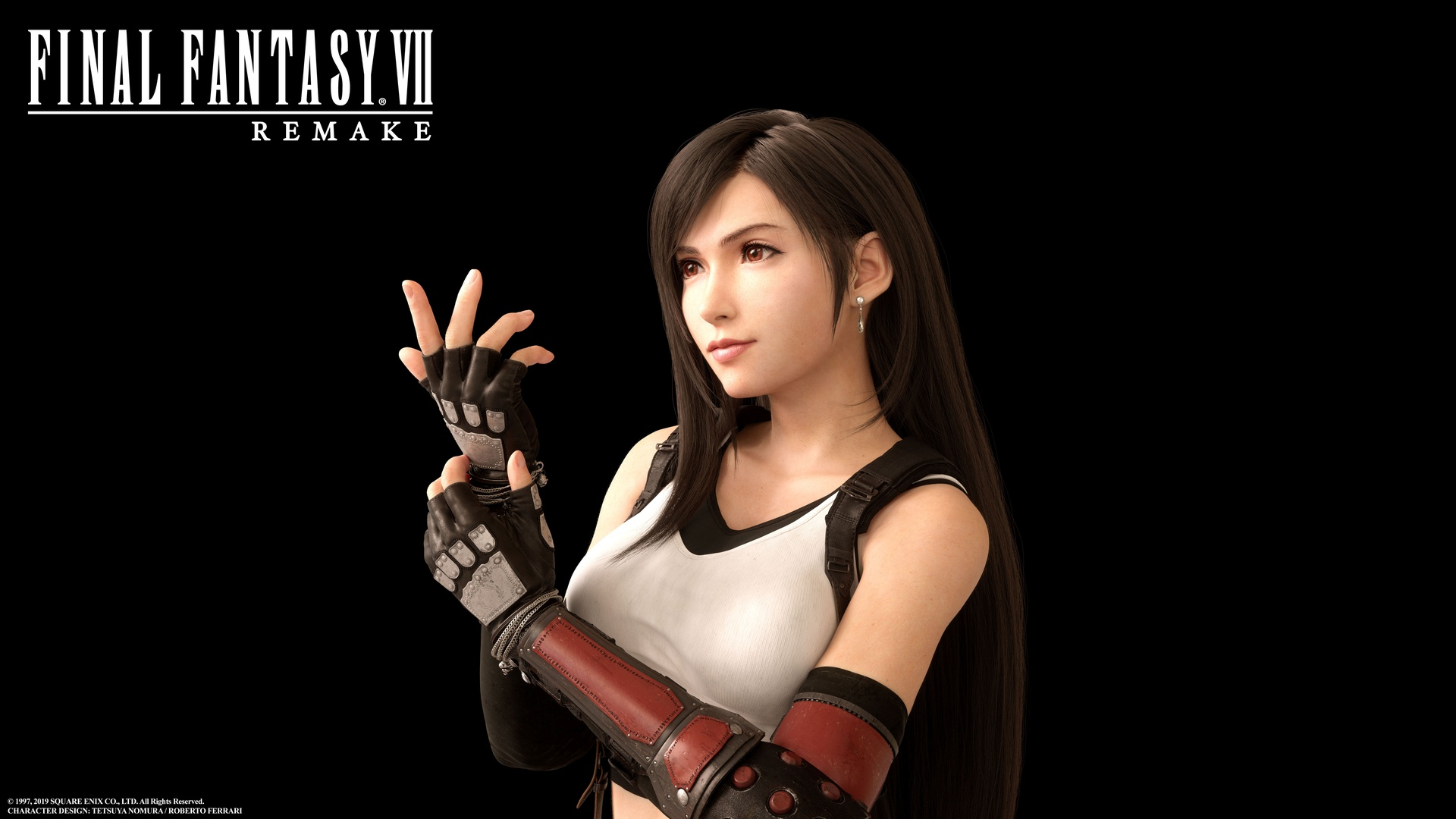 Tifa, Final Fantasy VII Remake