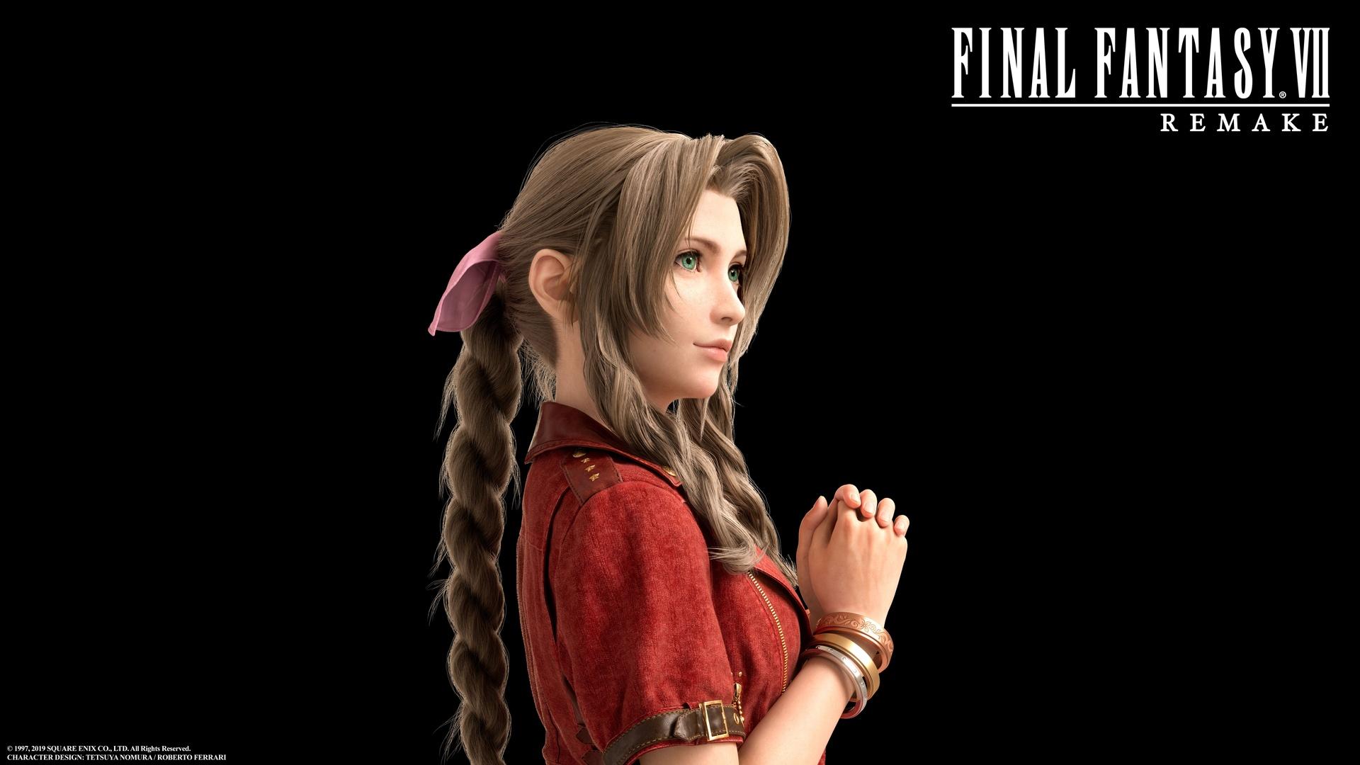 Aerith, Final Fantasy VII Remake