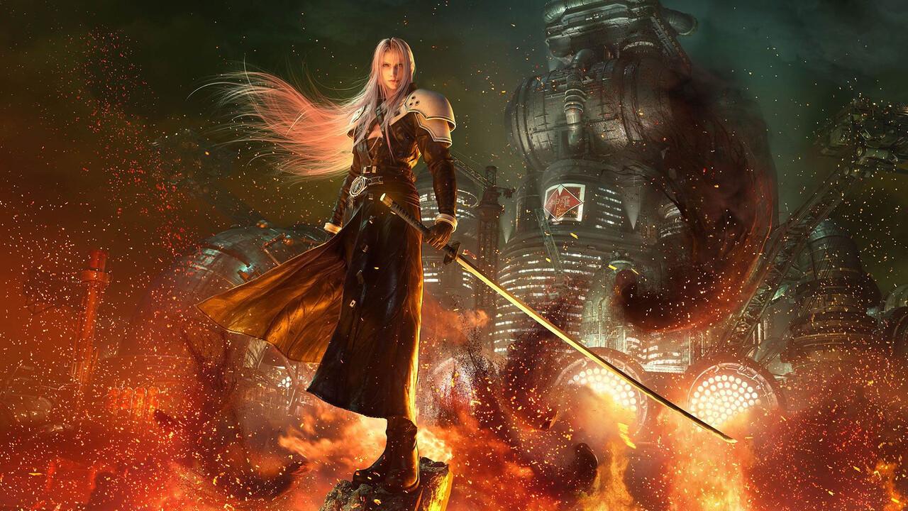 Final Fantasy VII Remake: 1st Class Edition kostet 300 Euro