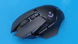 Logitech G502 Lightspeed im Test: Hervorragende Allround-Maus zum dekadenten Preis