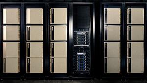 Nvidia DGX SuperPod: 96× 16 Volta-GPUs ergeben Platz-22-Supercomputer