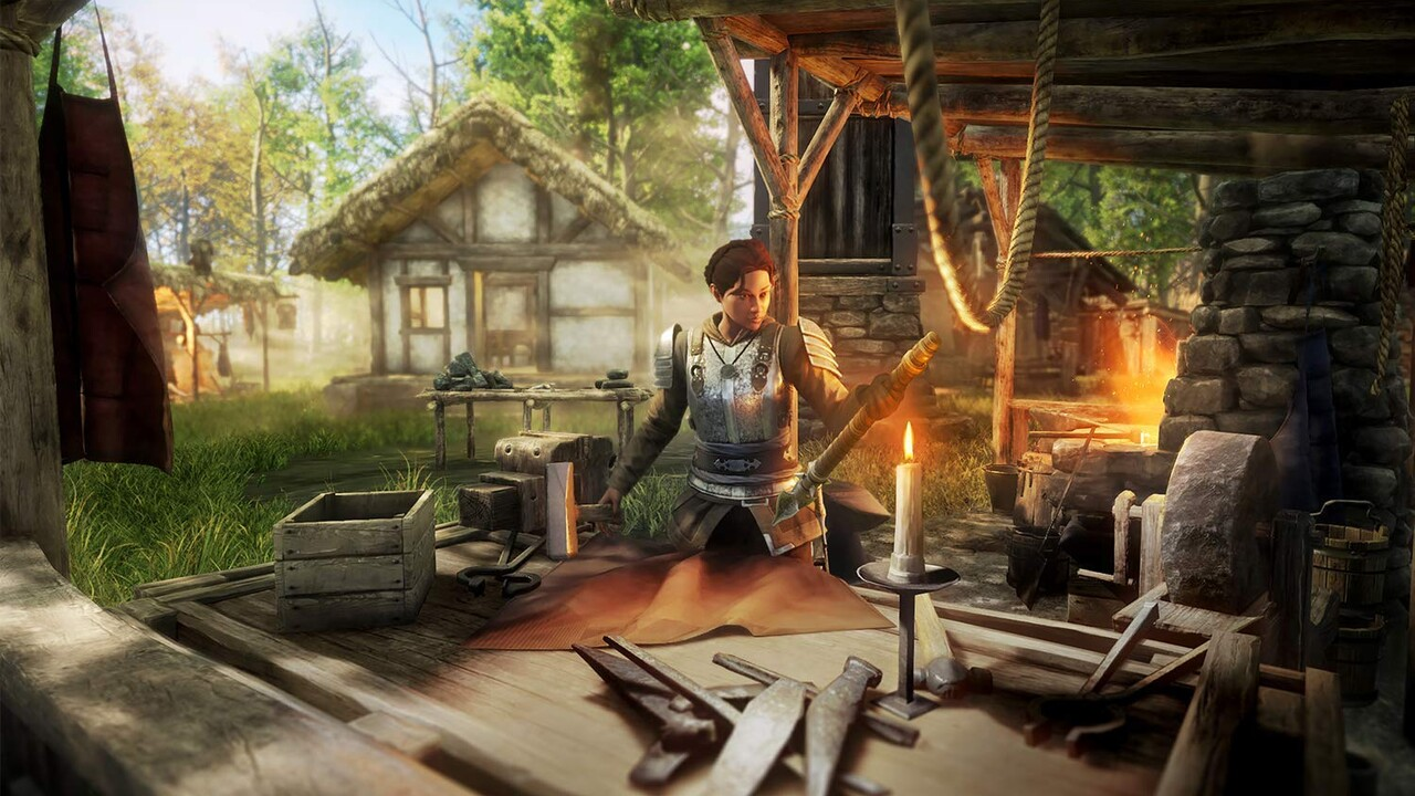 Amazon Game Studios: Lumberyard-Engine sorgt für Probleme bei Entwicklung