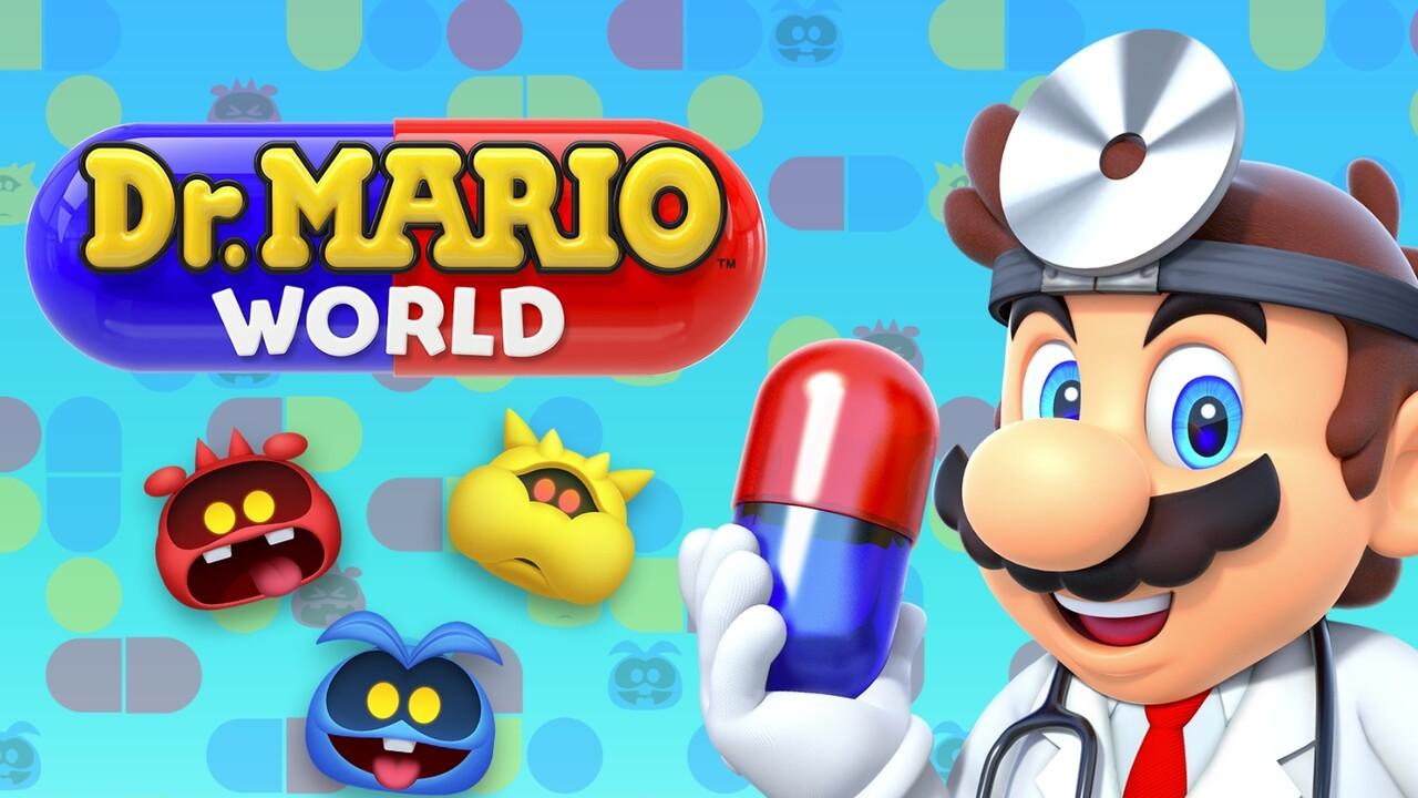 Nintendo: Dr. Mario World kommt mit Diamanten als In-App-Kauf