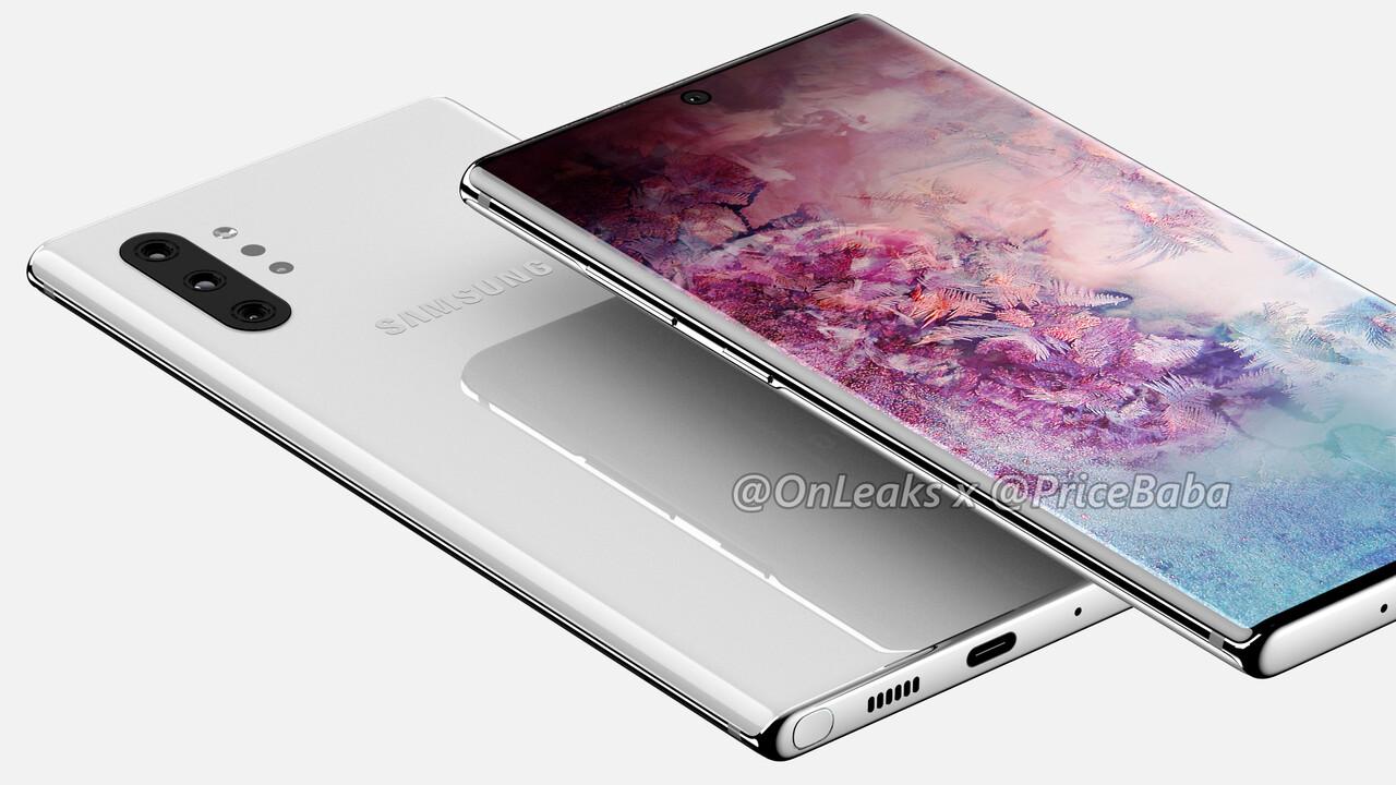 Stylus-Smartphone: Samsung stellt Galaxy Note 10 am 7.August vor