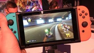 Nintendo Switch Mini: Bilder zeigen Design ohne Joy-Con und mit D-Pad