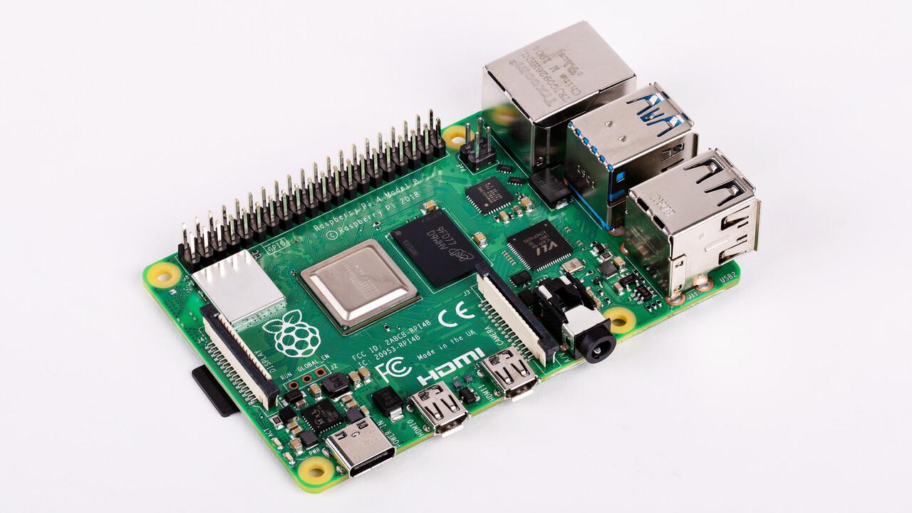"""Raspberry Pi 4: Kleinst-PC wird """"vollständiger Schreibtischcomputer"""""""