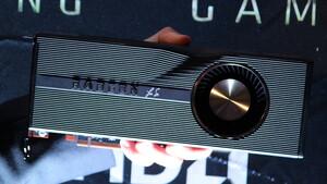 Fundstück: Radeon RX 5700 XT hieß bei AMD auch Radeon RX 690