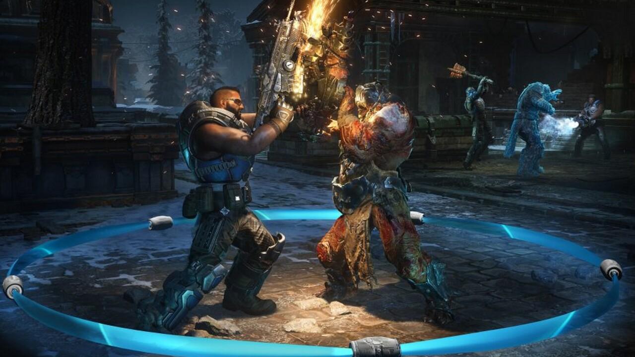 Monetarisierung: Gears of War 5 verzichtet auf Beuteboxen & Season Pass