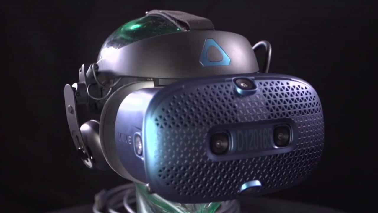 Vive Cosmos: HTC zeigt finales Design, Details nächste Woche
