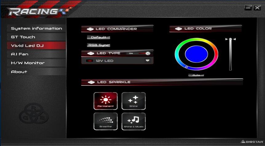 Biostar integriert Razer Chroma in Mainboards der Racing-Serie