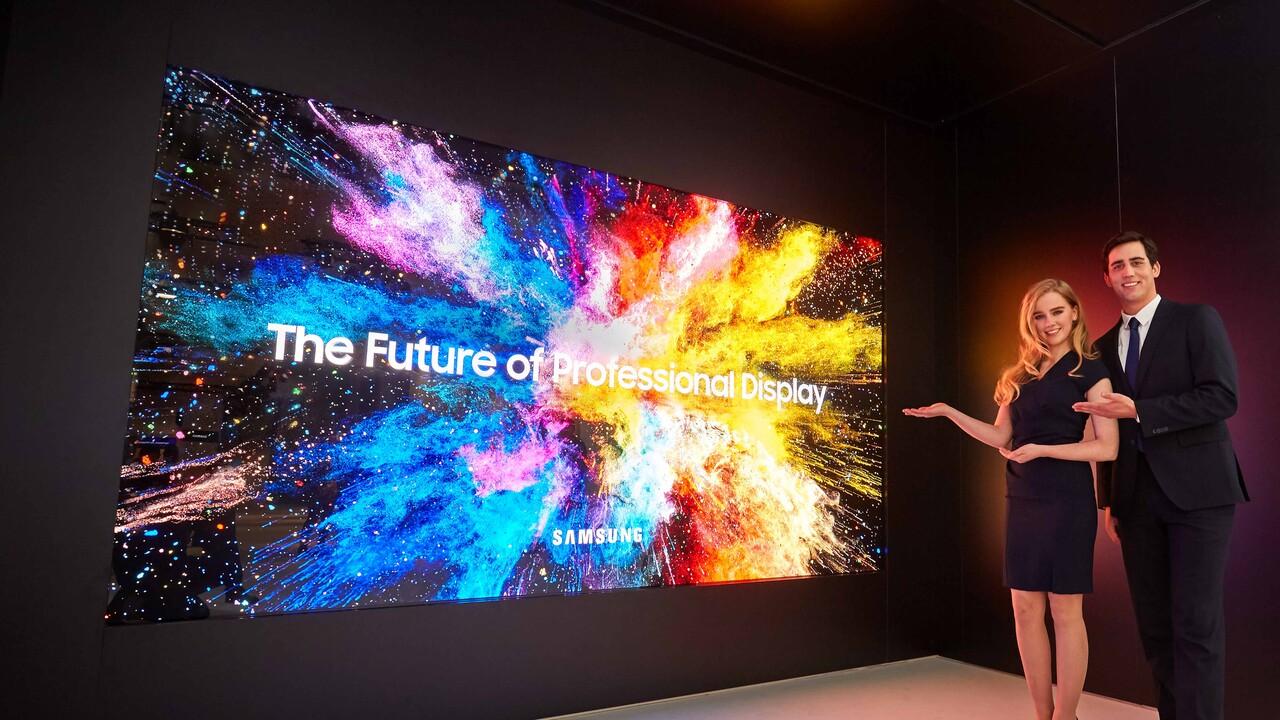 QD-OLED: Samsung soll 2021 wieder OLED-Fernseher produzieren