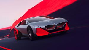 BMW Vision M NEXT: Autonomer Sportwagen für den Selbstfahrer von morgen