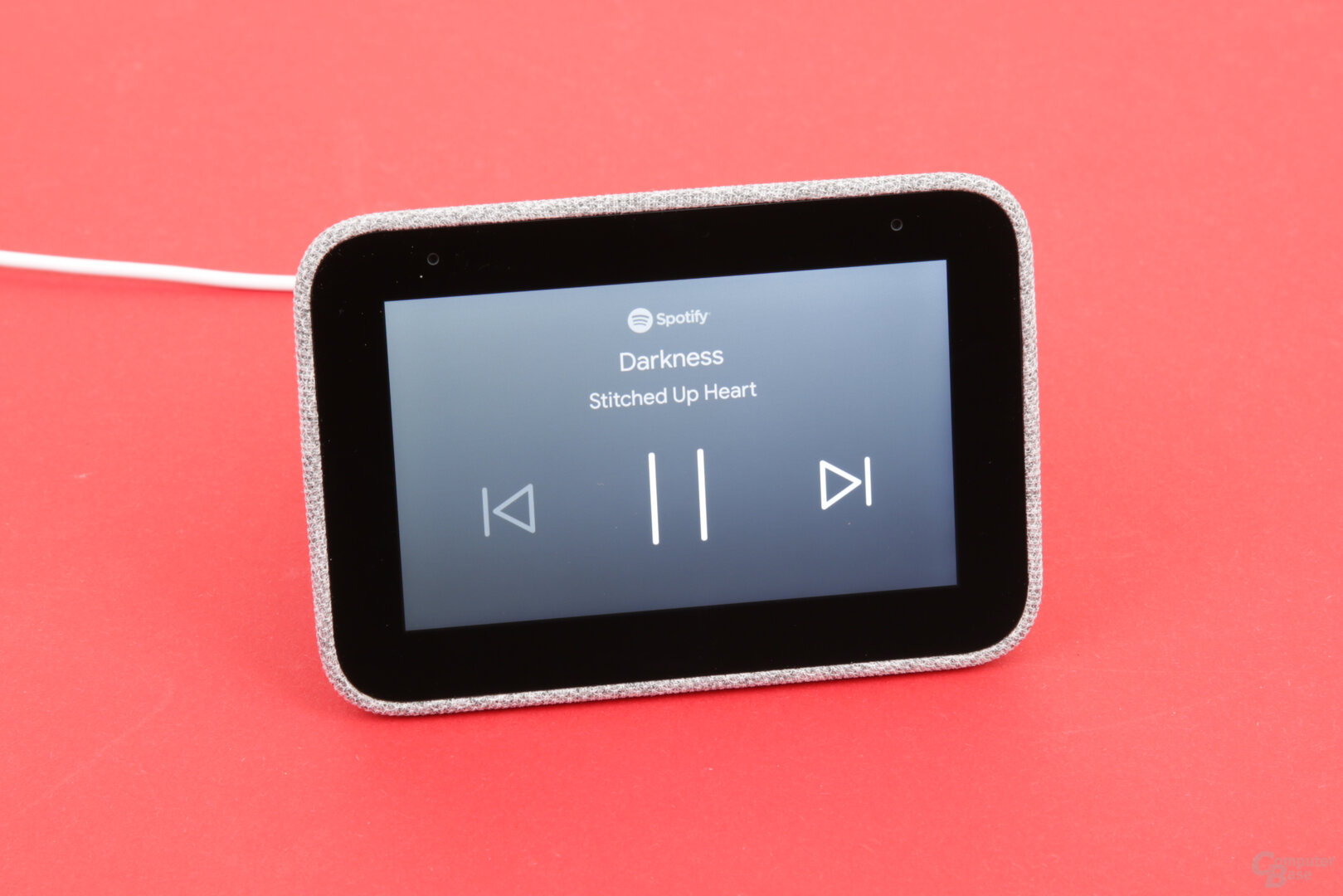 Lenovo Smart Clock: Spotify-Wiedergabe