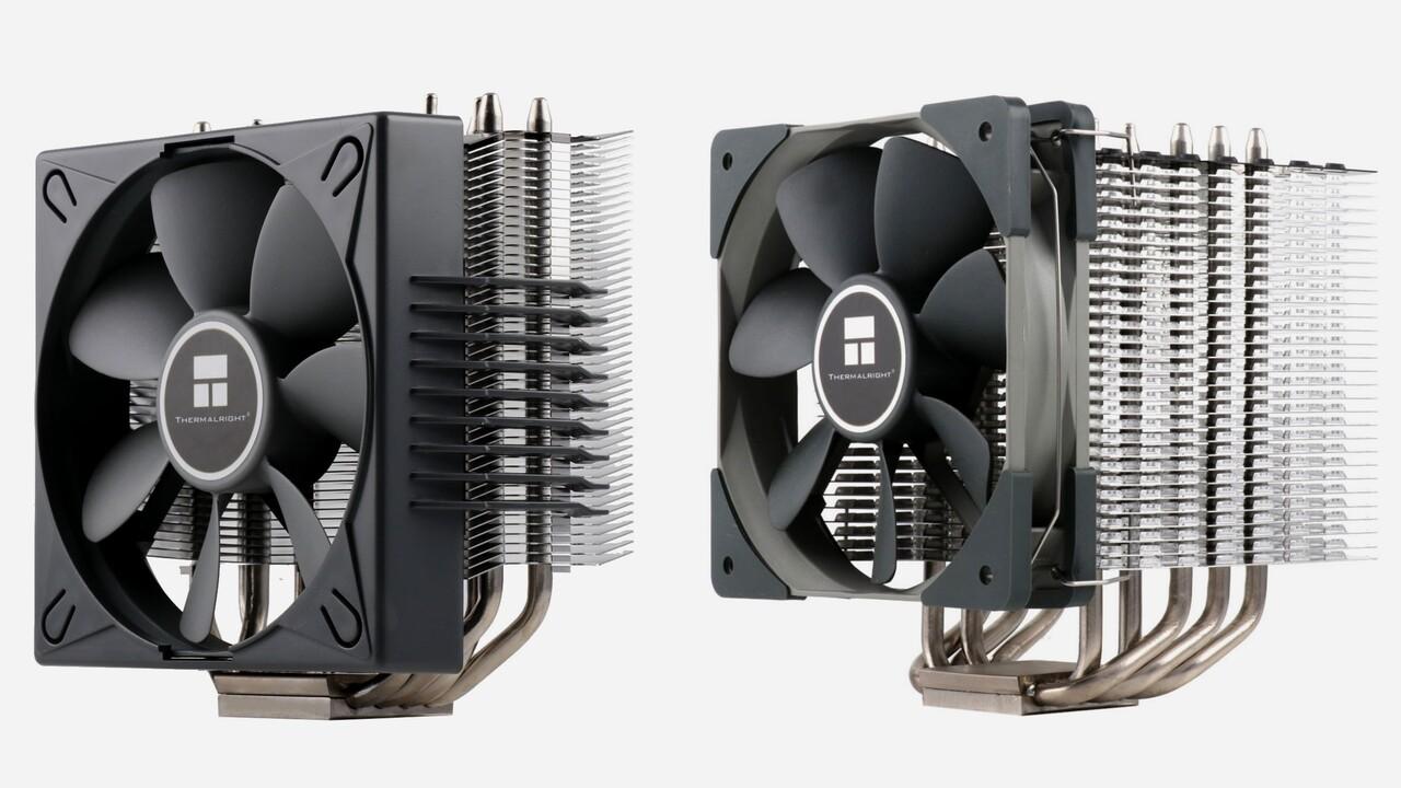 CPU-Kühler: Thermalright aktualisiert Macho und True Spirit 120