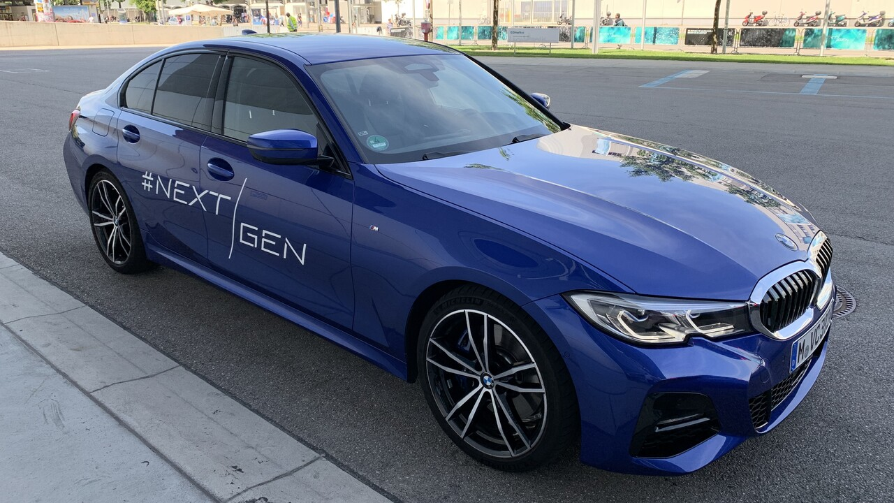 Driving Assistant: BMW bremst bald auch an roten Ampeln automatisch