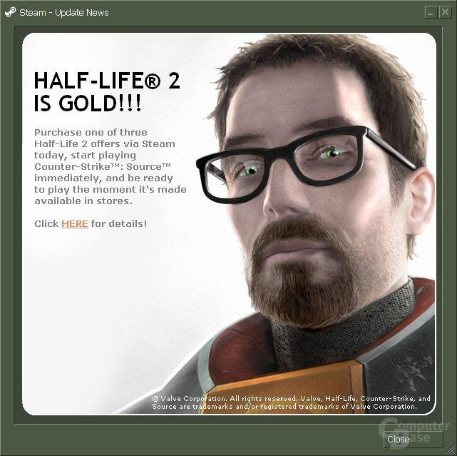 Half-Life 2 Gold