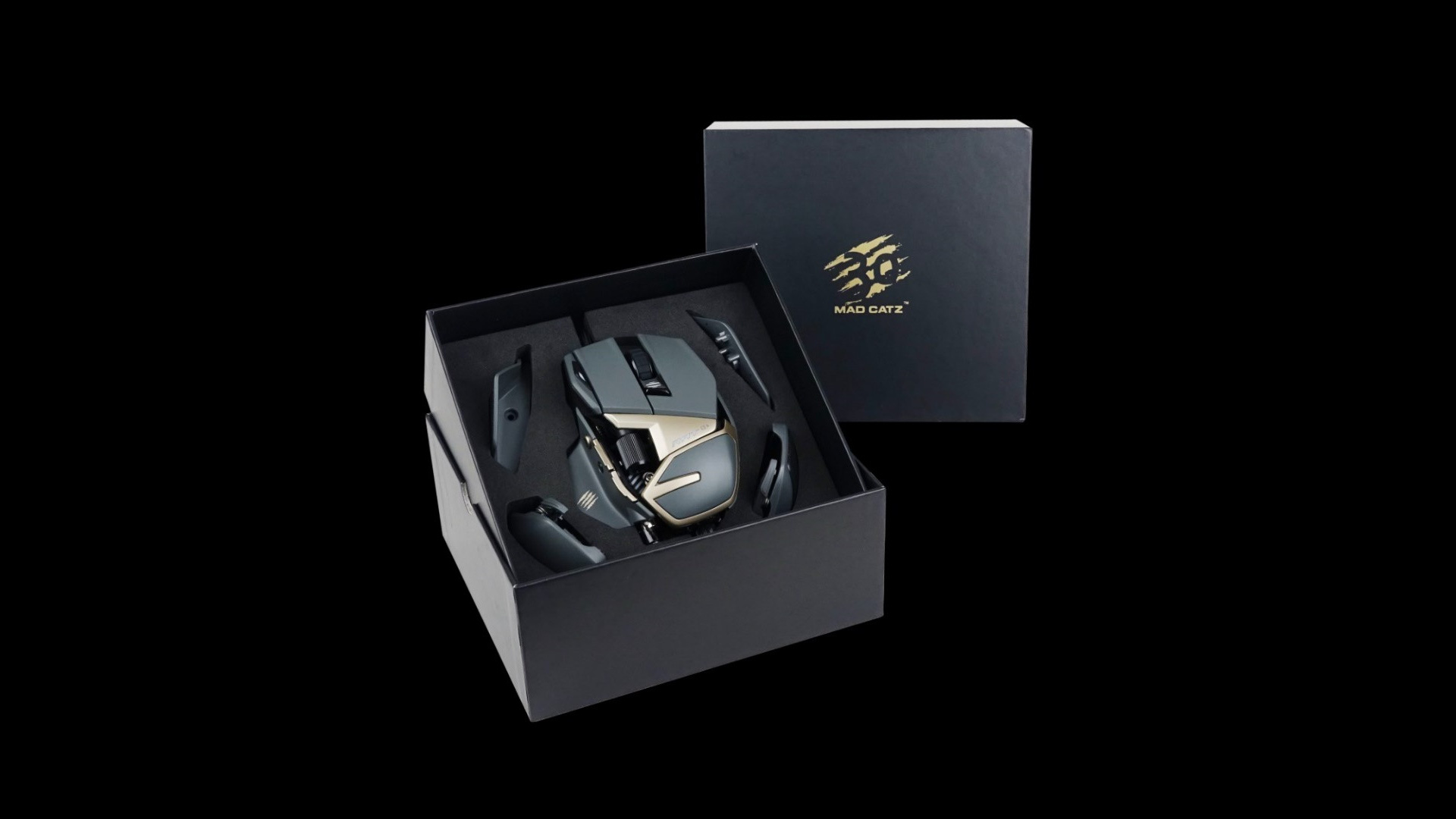 Mad Catz R.A.T. 8+ 1000 30th Anniversary
