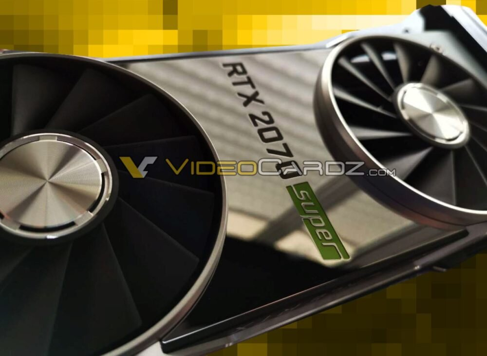 Mutmaßliche GeForce RTX 2070 Super