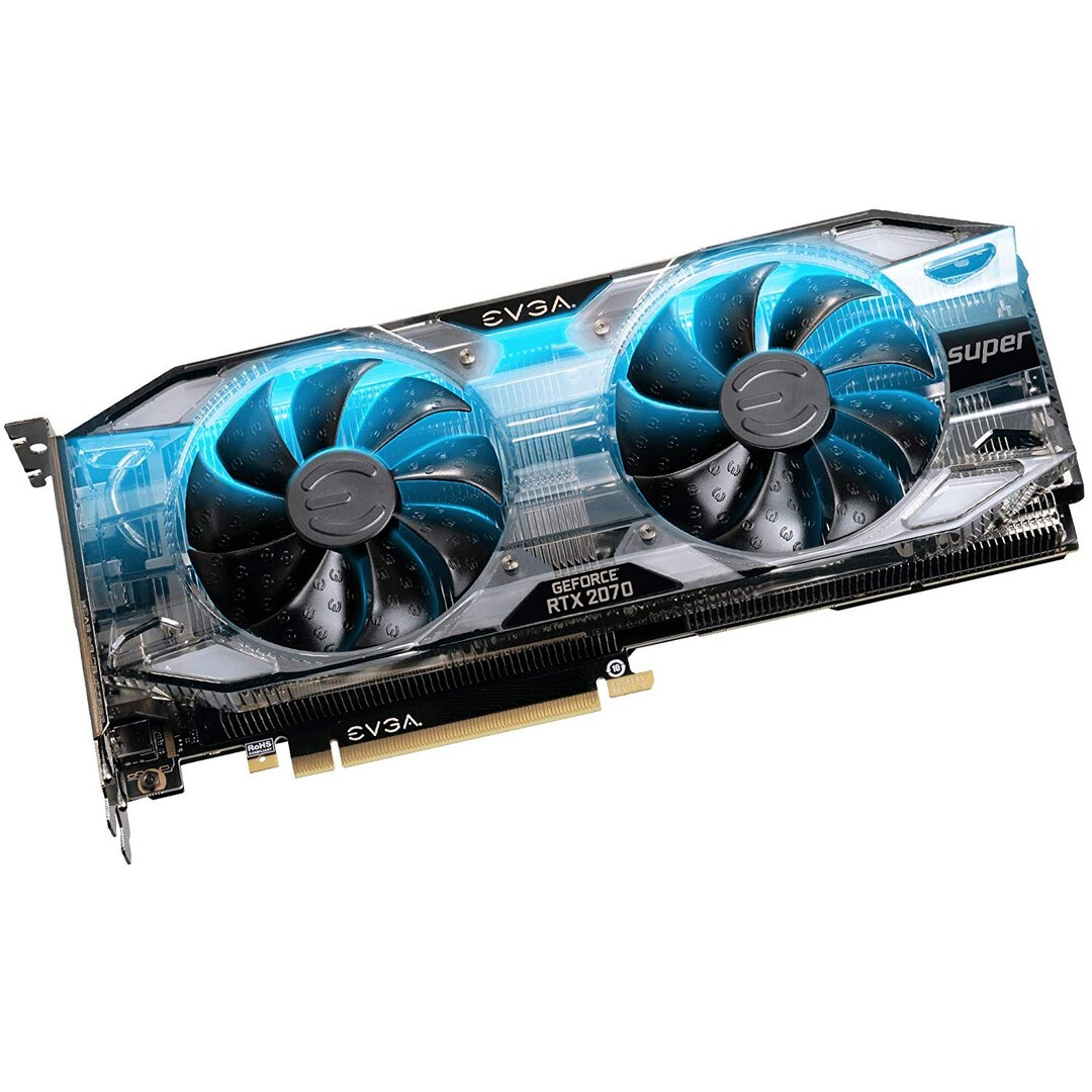 GeForce RTX 2070 Super von EVGA