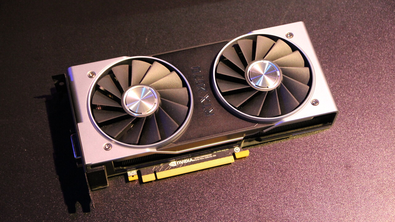 "Nvidia GeForce RTX: ""Super""-Benchmarks noch vor AMD Radeon RX 5700 (XT)"