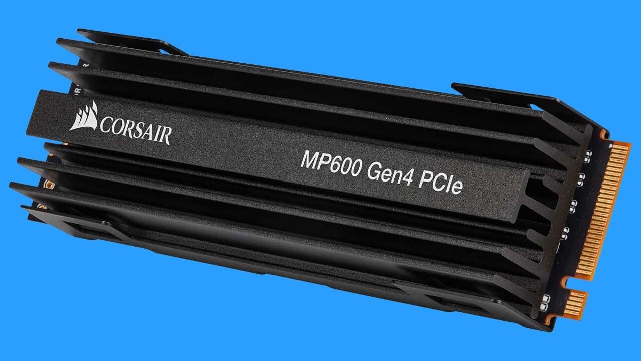 Corsair MP600: Preise für erste PCIe-4.0-SSDs nicht höher als erwartet