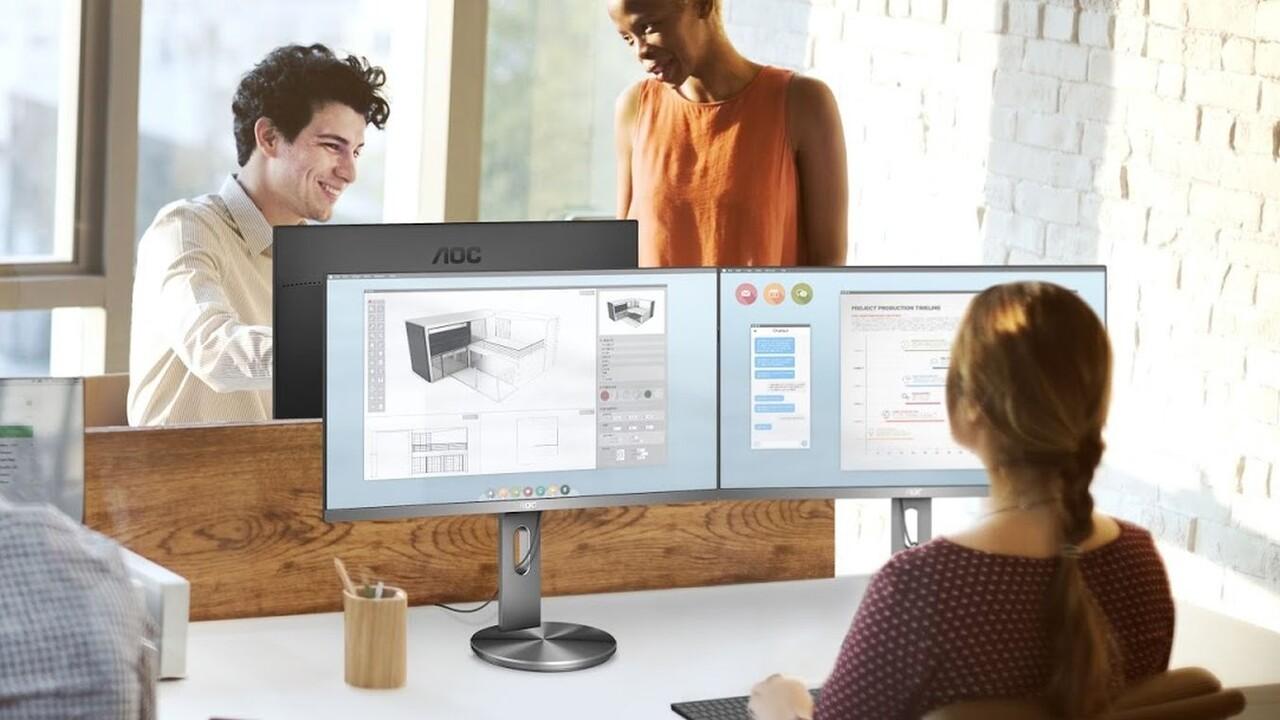 3.840 × 2.160: AOC und ViewSonic stellen neue 4K-Monitore vor