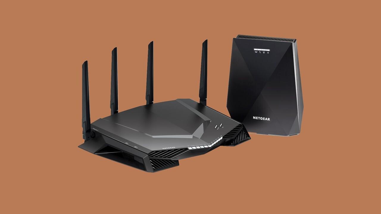 Nighthawk Pro Gaming XRM570: Mesh-System vereint Router XR500 mit Extender EX7700
